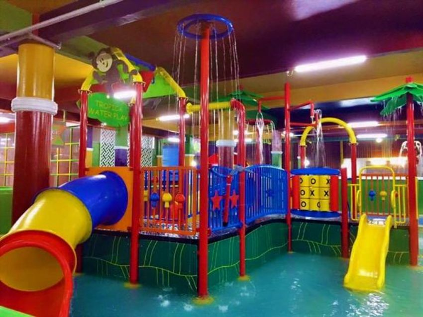 TS Wonderland Indoor Water Theme Park