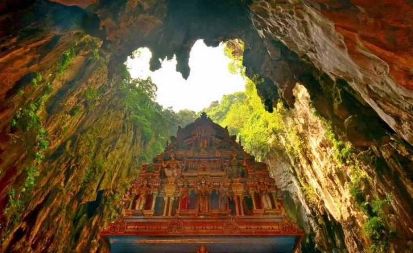 Scale the Steep Stairs of Batu Caves