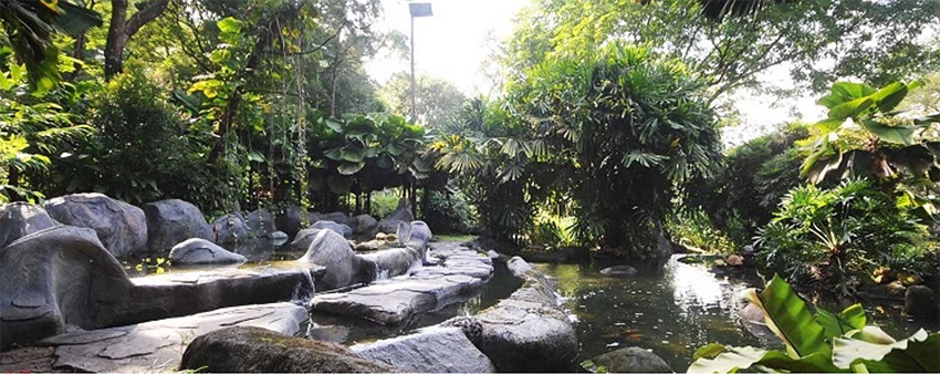 Visit Perdana Botanical Gardens during your holiday!
