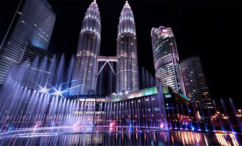 Petronas Twin Towers is a must see during your holiday!