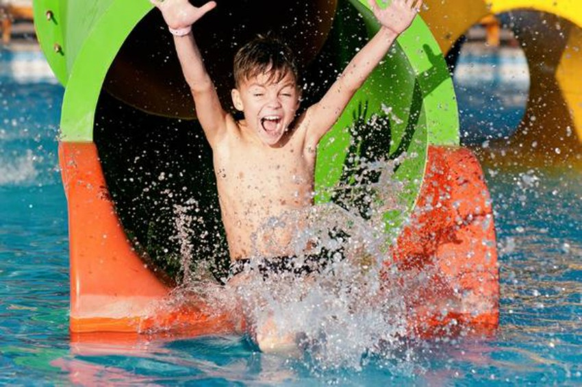 Austin Heights Water & Adventure Park - Water Park