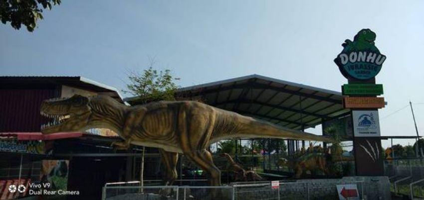 Donhu Jurassic Garden