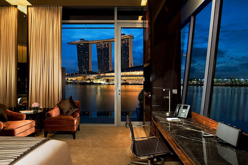 Book a stay at The Fullerton Bay Hotel when you travel this holiday!