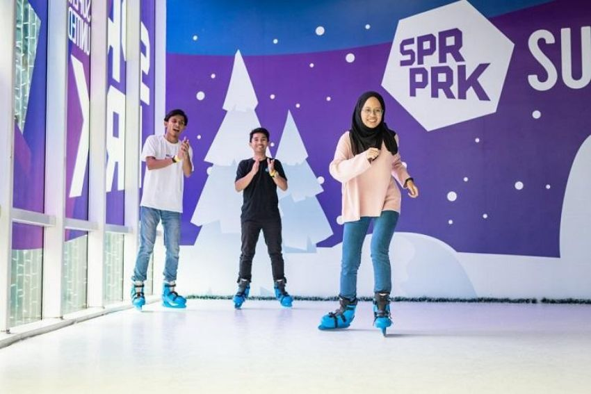 SuperPark Malaysia - All-in-One Indoor Activity Park for the Whole Family